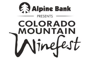 Alpine Bank presents Colorado Mountain Winefest