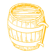 barrel sketch