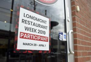 Longmont Restaurant Week