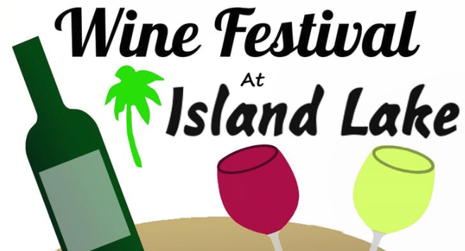 Wine Festival at Island Lake