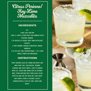 Citrus Perinne_ Key Lime Mezcalita